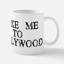 Take Me To Bollywood Mug