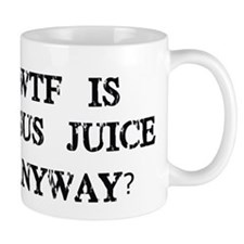 WTF is Jesus Juice Mug