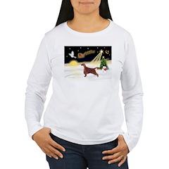Night Flight/Irish Setter T-Shirt