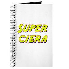 Super ciera Journal
