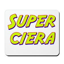 Super ciera Mousepad