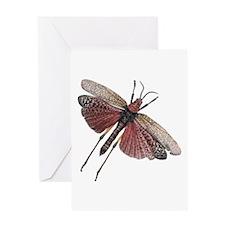 Bug 10 Greeting Card