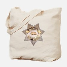 Stanislaus County Sheriff Tote Bag