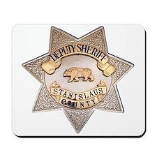 Stanislaus County Sheriff Mousepad