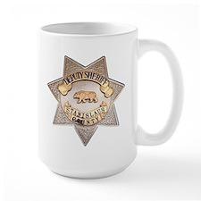 Stanislaus County Sheriff Mug
