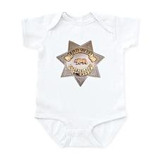 Stanislaus County Sheriff Infant Bodysuit