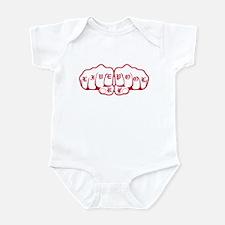Liverpool Fists Infant Bodysuit