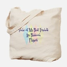 Bassoon Players Friends Tote Bag