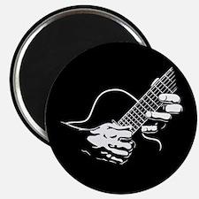 Guitar Hands II Magnet