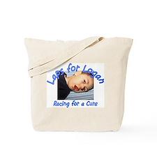Laps for Logan 2008 Tote Bag