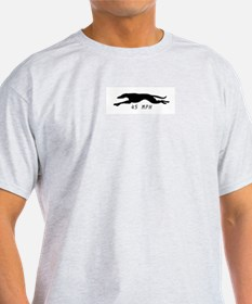 Funny Grey hound for dogs T-Shirt