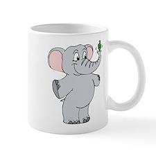 Elephant & Dreidel Mug