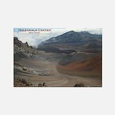 Haleakala Crater Rectangle Magnet