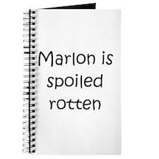 Cool Marlon Journal