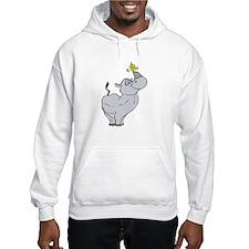 Rhino & Dreidel Hoodie