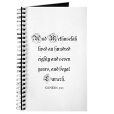 GENESIS 5:25 Journal