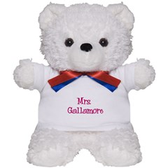 Mrs. Gallamore Teddy Bear
