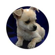 Chihuahua Keepsake (Round)
