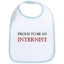 Proud To Be A INTERNIST Bib