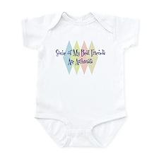 Archivists Friends Infant Bodysuit