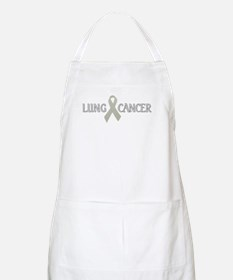 Lung Cancer BBQ Apron