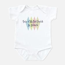 Architects Friends Infant Bodysuit