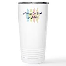 Architects Friends Travel Coffee Mug