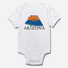 Arizona Pride! Infant Bodysuit