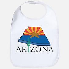 Arizona Pride! Bib