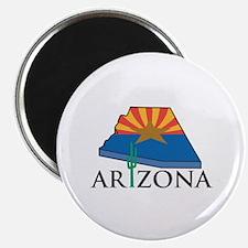 """Arizona Pride! 2.25"""" Magnet (10 pack)"""
