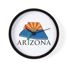 Arizona Pride! Wall Clock