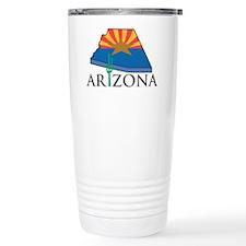 Arizona Pride! Travel Coffee Mug