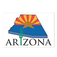 Arizona Pride! Postcards (Package of 8)