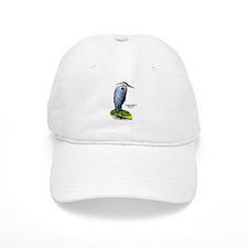 Great Blue Heron Baseball Cap