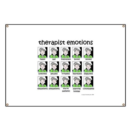 therapist emotions Banner