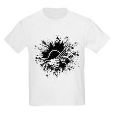 Guitar Hands II -splat T-Shirt