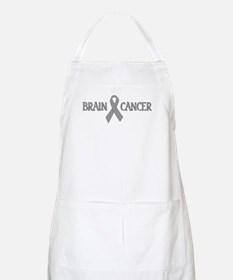 Brain Cancer BBQ Apron