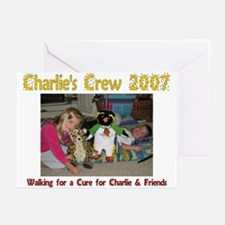 Charlie's Crew 2007 2 Greeting Cards (Pk of 10)