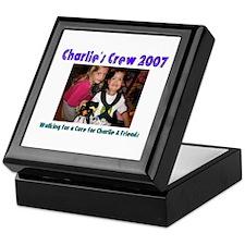 Charlie's Crew 2007 Team Desi Keepsake Box