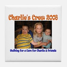 Charlie's Crew 2008 Tile Coaster