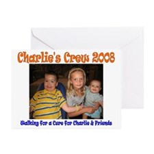 Charlie's Crew 2008 Greeting Cards (Pk of 10)