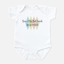 Accountants Friends Infant Bodysuit