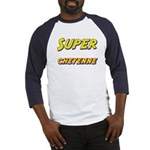 Super cheyenne Baseball Jersey