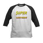 Super cheyenne Kids Baseball Jersey