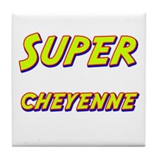 Super cheyenne Tile Coaster