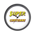 Super cheyenne Wall Clock