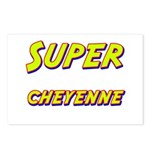 Super cheyenne Postcards (Package of 8)