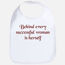 Successful Woman Bib