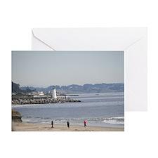 Beach Wear Greeting Card