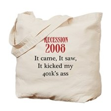 401k trouble Tote Bag